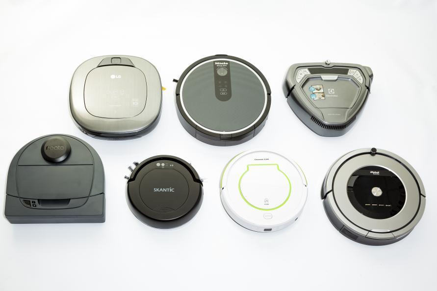 Testfaktas test viser, at evnen til at gøre rent varierer kraftigt mellem de forskellige robotstøvsugere.