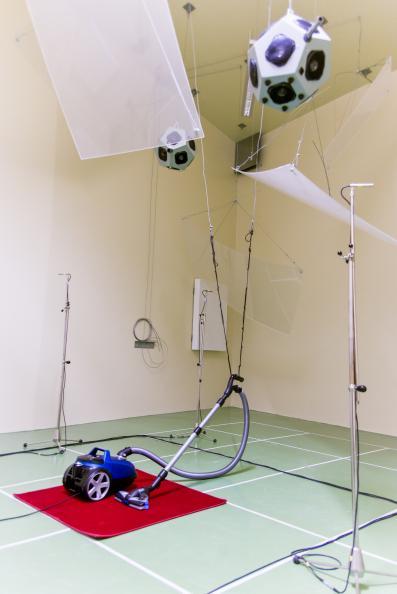 Electrolux og Siemens er de mest støjsvage støvsugere, viser laboratoriets lydniveaumålinger. Foto: Tobias Meyer